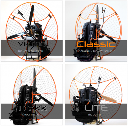 Kangook Chassis Options